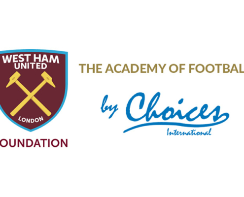 West Ham United Foundation Academy of football by Choices